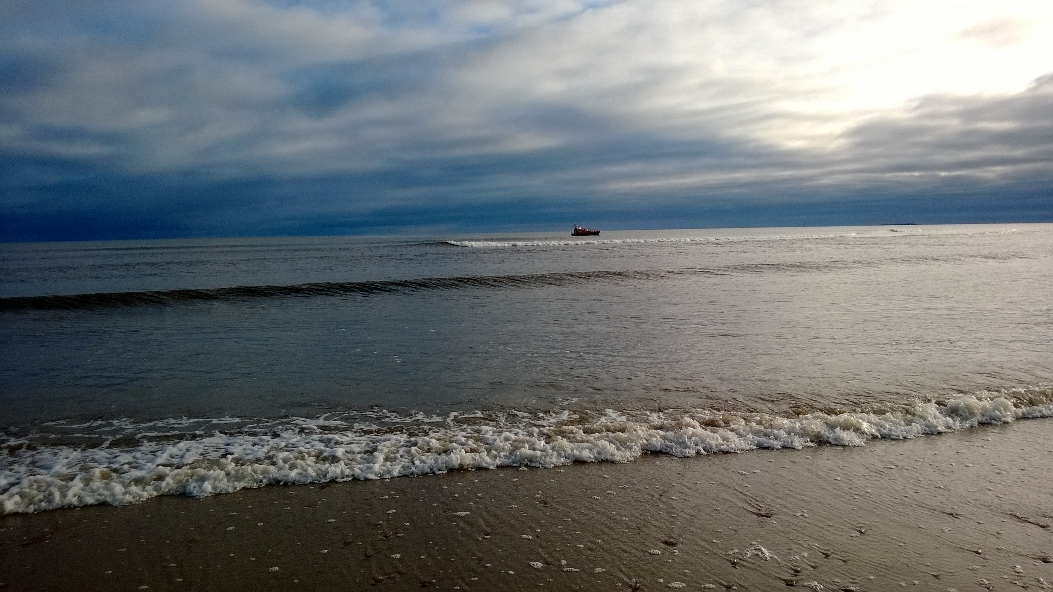 Alnmouth Beach – Louise Reads… Goodreads