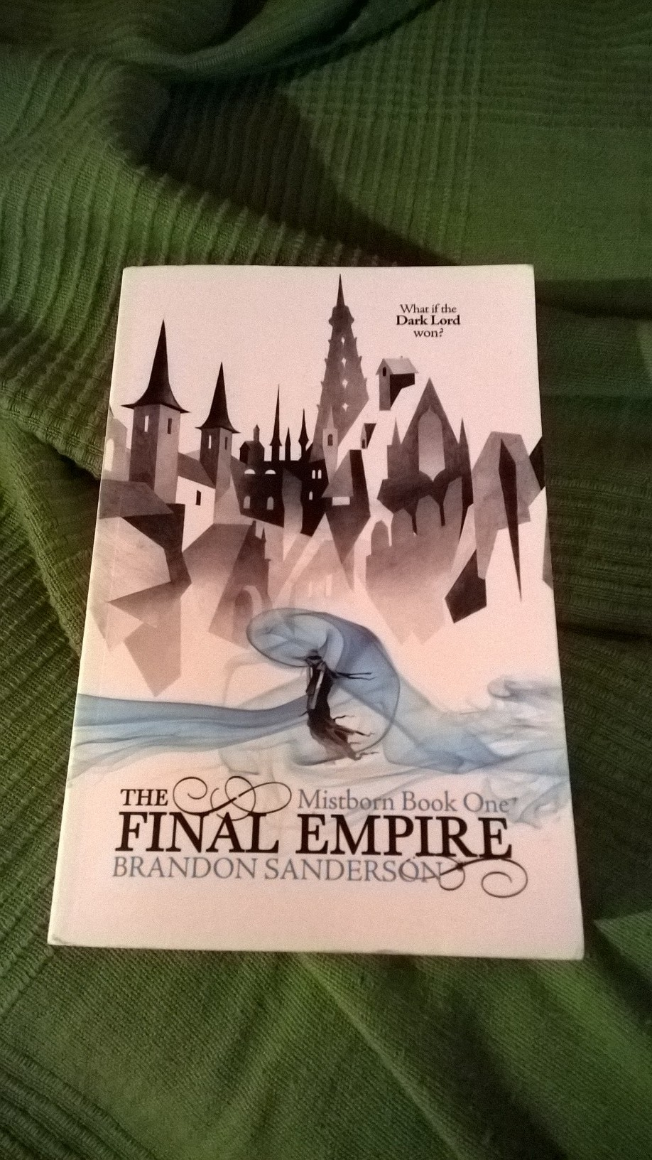 Brandon Sanderson - The Final Empire (Mistborn 1)