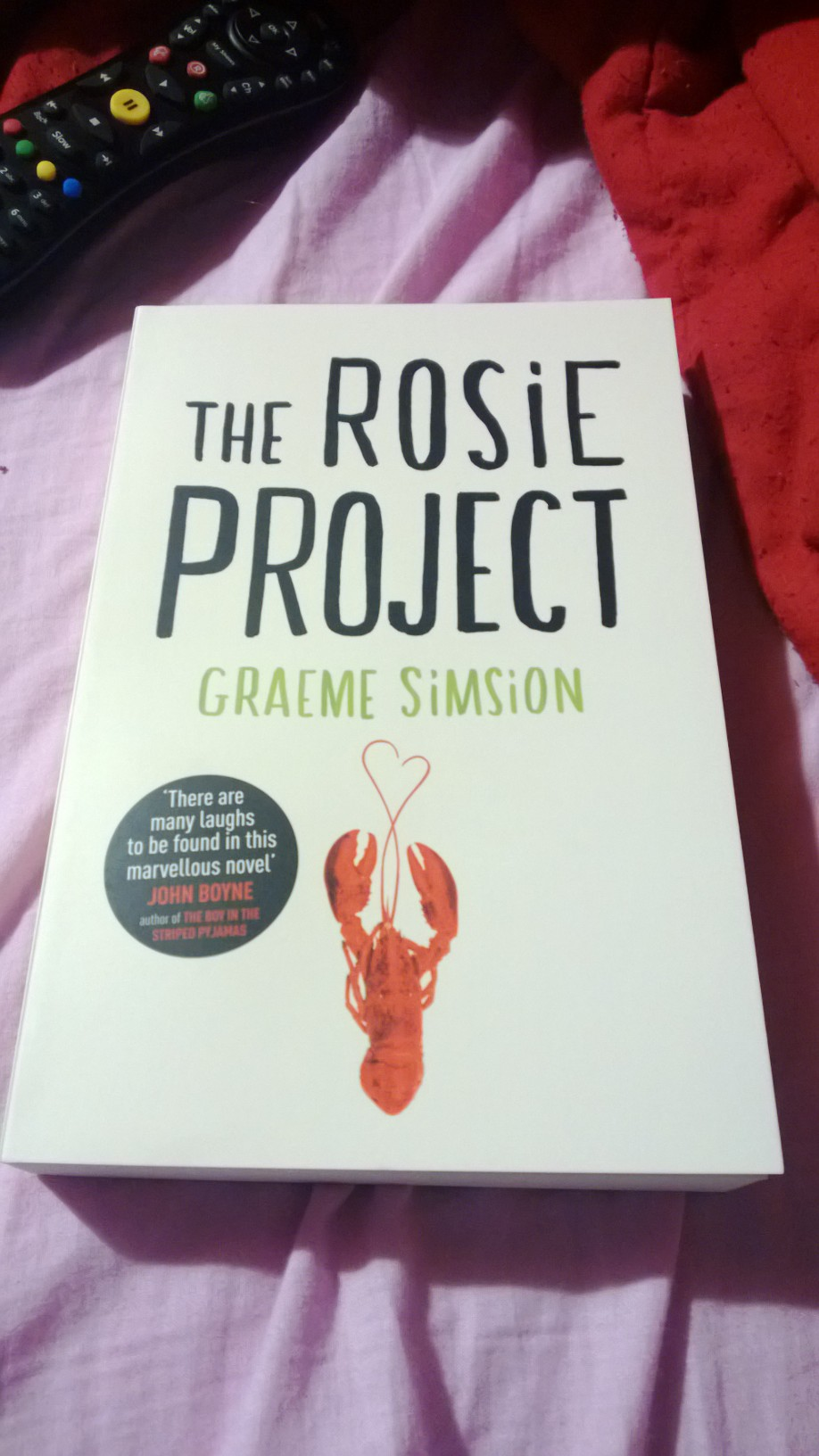 Graeme Simsion - The Rosie Project