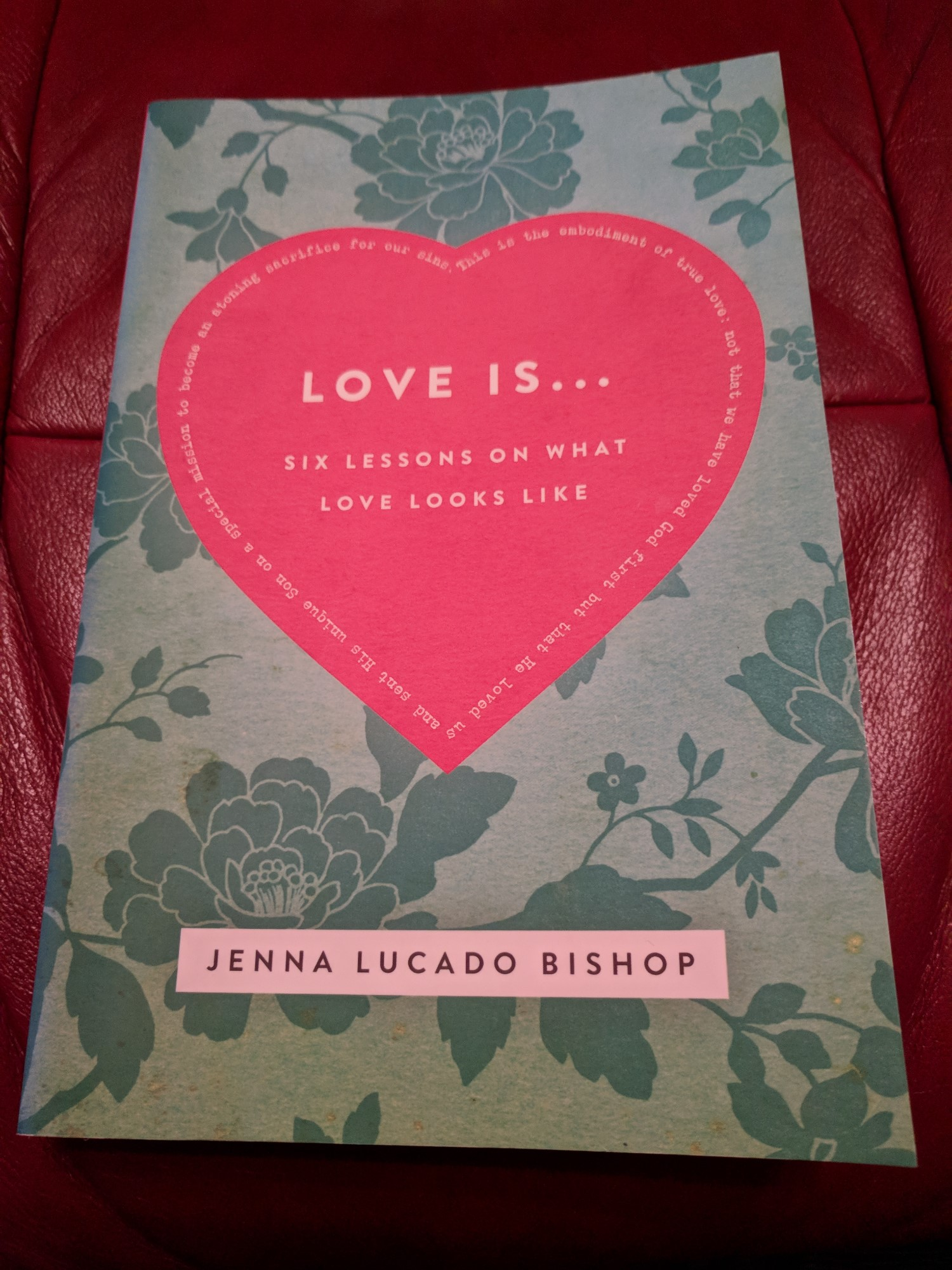 Jenna Lucado Bishop - Love Is...