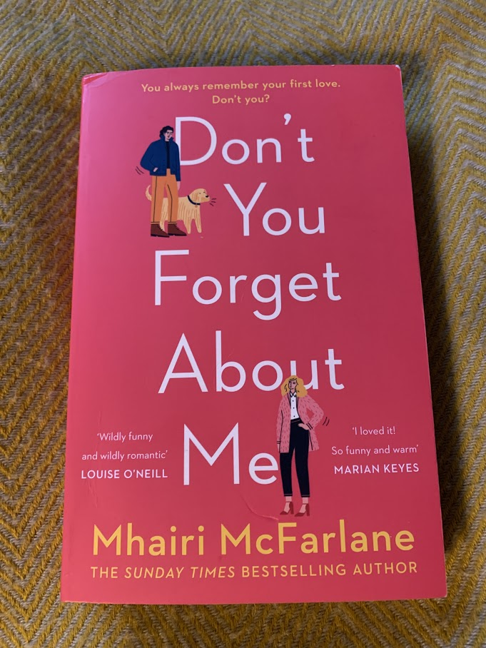 Mhairi McFarlane - Don't You Forget About Me Book Cover